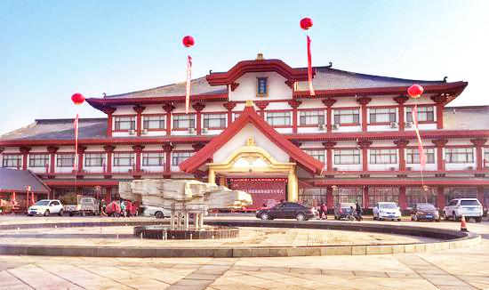 宝坻温泉城