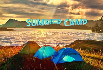 夏令营、冬令营