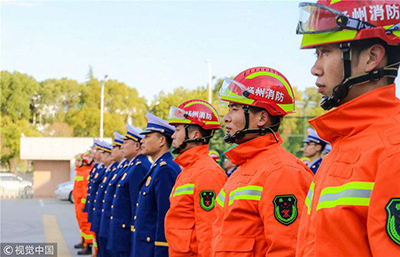 消防教育及疏散演练