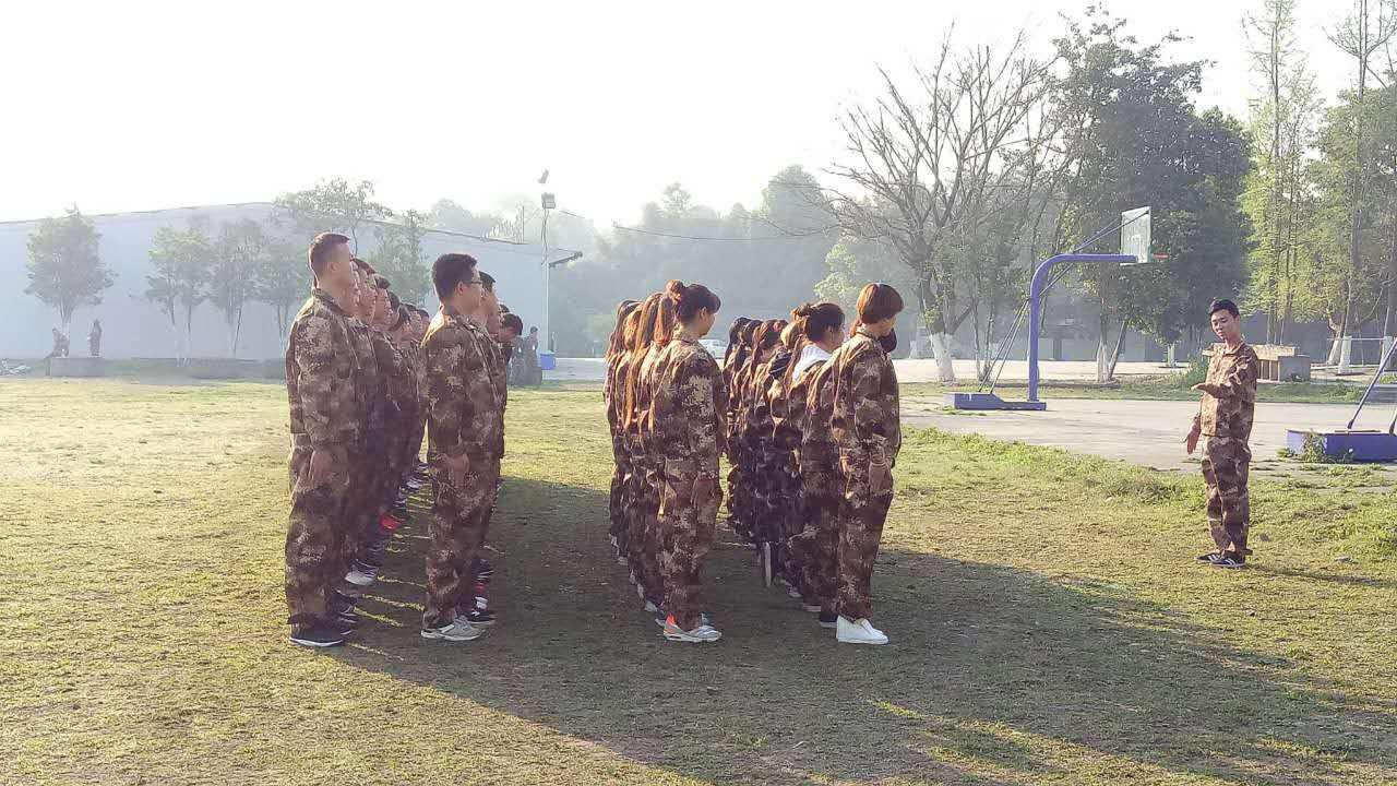 """""""狼精神""""——两天军事拓展训练方案"""