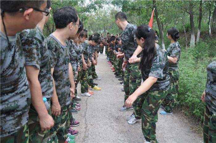 凝心聚力三天两夜军事拓展训练方案