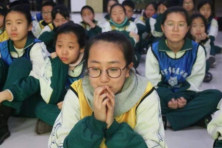 亲子感恩——青少年情景模式素质拓展