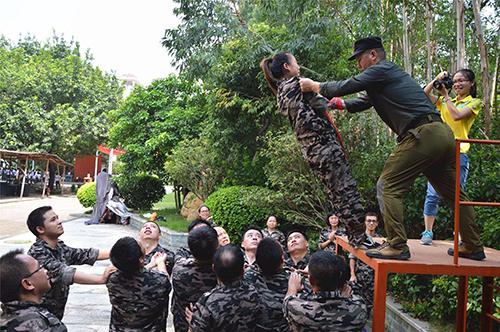 参加天津军事拓展可以解决团队之间的什么纠纷